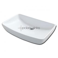 Polaris PV053W White Procelain Vessel Sink