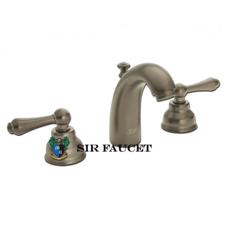 Sir Faucet 706 Wide Spread Lavatory Faucet