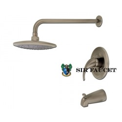 Sir Faucet 750 3 Piece Rain Shower Set