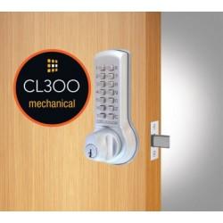 Codelocks CL310K Series Mechanical Lock DeadBolt
