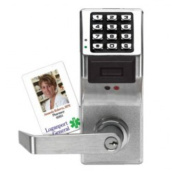 Alarm Lock PDL3000 Series Trilogy Electronic Digital Proximity Lock with Electronic Battery
