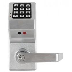 Alarm Lock DL2800 Series Trilogy T2 Cylindrical Keyless Electronic Keypad Lock