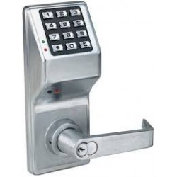 Alarm Lock DL4100IC Trilogy Electronic Digital Locks With Privacy & Residency Features