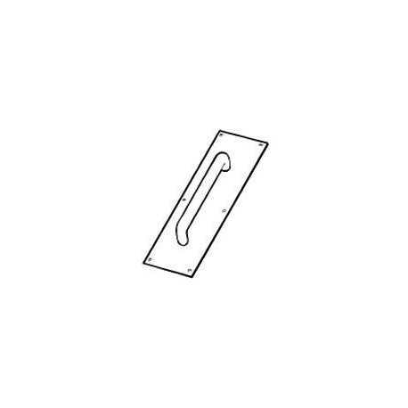 Don-Jo 7116 Pull Plate