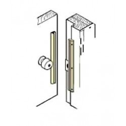 Don-Jo ILP-212 In-Swinging Latch Protection