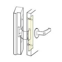 Don-Jo LP-211 Latch Protector