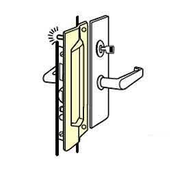 Don-Jo PMLP-211 Latch Protector