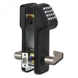 Marks USA IQ Lite i-Qwik All-Weather Heavy Duty Grade 2 Commercial Lockset Door Lever