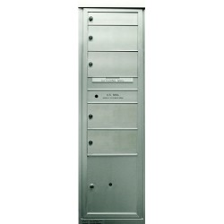 2B Global Commercial Mailbox 9 Single Height Tenant Door -Max Series S9