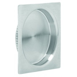 """Omnia 7504-52 2-3/8"""" Square Cup Pull (US32D)"""