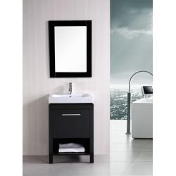 "Design Element New York 24"" Single Sink Vanity Set"
