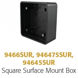 RCI 946 Series Push Plates Accessories