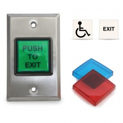RCI 972 All-In-One Illuminated Pushbuttons
