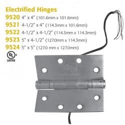 RCI Electrified Hinges