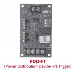 RCI PDD-FT 1 Output Fire Panel Distribution Board