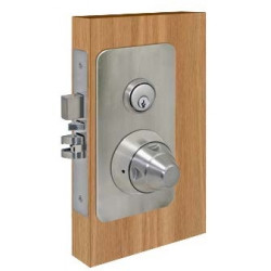 Cal-Royal LG Series Grade 1 Mortise Lockset (LGX)