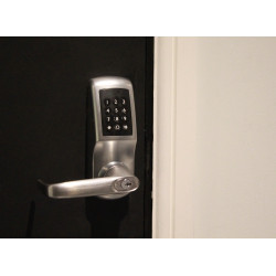 Codelocks CL5510 Smart lock, Brushed Steel