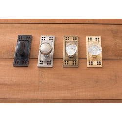 Brass Accents D05-K533 Arts & Crafts Collection Set