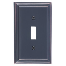 Brass Accents M02-S25 Switch Plates