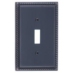 Brass Accents M06-S85 Georgian Switch Plates
