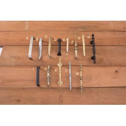 Brass Accents C Series Cabinet / Door Pulls
