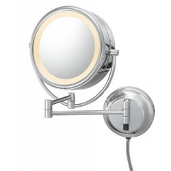 Kimball & Young Double Sided LED Lighted Mirror - Grounded Hardwired