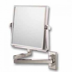 Kimball & Young Non Lighted Square Double Arm Wall Mirror