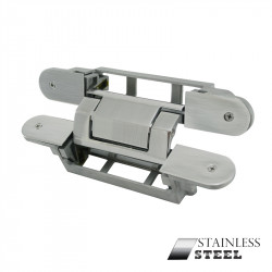 Jako WB Heavy Duty Stainless Steel 3D concealed Door Hinge