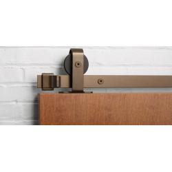 Pemko DSG Flat Track Sliding Door Hardware System