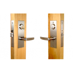 Marks USA LA318 LocDown™ INTRUDER LATCHBOLT and CLASSROOM SECURITY Mortise Locksets
