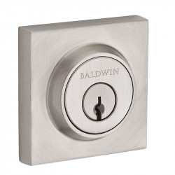 Baldwin Reserve CSD Contemporary Square Deadbolt