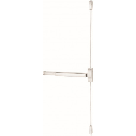 Precision E2203 Apex Surface Electric Exit Device  - Reversible, Wide Stile
