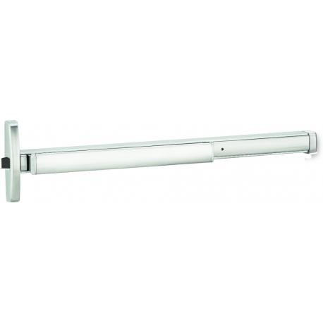 Precision 2400 Apex Rim Exit Device - Non Handed, Narrow Stile