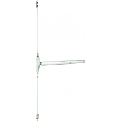Precision 2600 - Apex Concealed Vertical Rod Exit Device - Non Handed, Narrow Stile