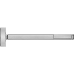Precision 2800 Apex Concealed Vertical Rod Exit Device  - Reversible, Wide Stile