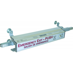 Precision 7R0 Arm-A-Dor Security Exit Hardware Complete Assembly