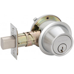 Schlage B561P One-Way Deadbolt Lock