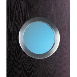 Philip Watts PH1 Style Aluminum Porthole Kit for 35mm/44mm Doors