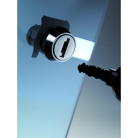 Ojmar LOCKR Numbered Solid Cam Lock 617