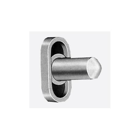 DCI 9S Gray Wood Door Silencer