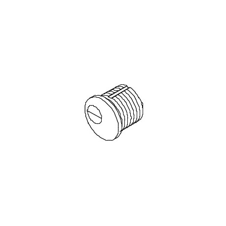 """DCI MC Standard Yale """"A"""" Cam Mortise Cylinder"""