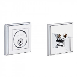 Baldwin Hollywood Hills 8260/8261 Deadbolt