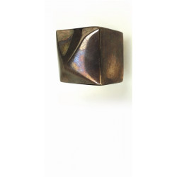 Philip Watts Facet Drawer Handle (30mm x 30mm)