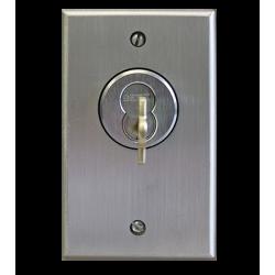 Best SEDA-KS101 Stanley Emergency Door Alarm Wall Mounted Keyswitch