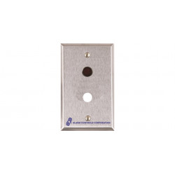Alarm Controls Remote Station Plates RP-30