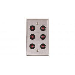 Alarm Controls Remote Station Plates RP-48