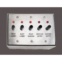 Dortronics 7201 Series LED Indicators