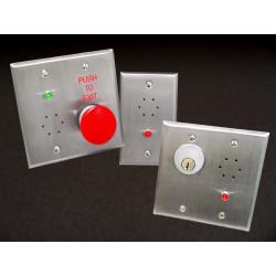 Dortronics 7286 Series Local Door Prop Alarms