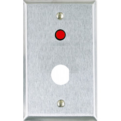 Alarm Controls Wall Plates - RP-7