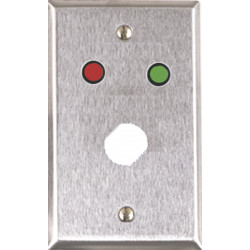 Alarm Controls Wall Plates - RP-6